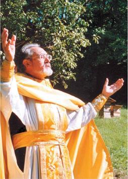 Priester Vater Paul Sohnle